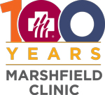 100 Years Marshfield Clinic Logo